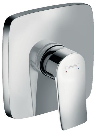 Set de finition pour mitigeur de douche encastré Hansgrohe Metris