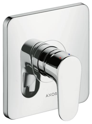 Set de finition pour mitigeur de douche encastré AXOR Citterio M