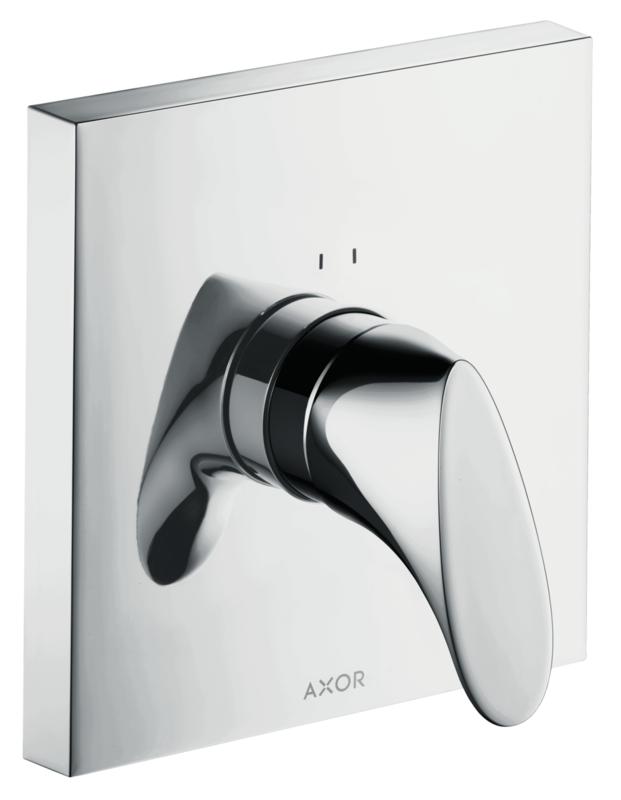 Set de finition pour mitigeur de douche encastré AXOR Starck Organic