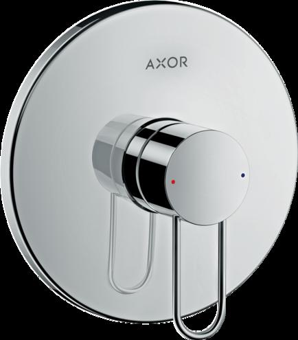 Set de finition pour mitigeur de douche encastré AXOR Uno