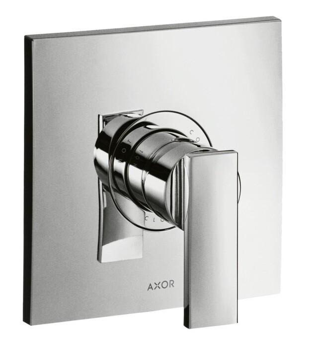 Set de finition pour mitigeur de douche encastré AXOR Citterio
