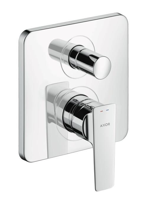 Set de finition pour mitigeur de bain / douche encastré AXOR Citterio E