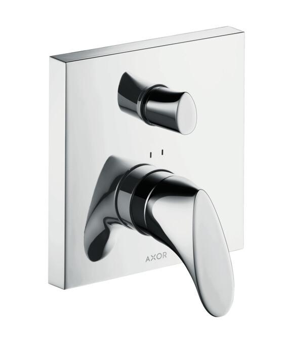 Set de finition pour mitigeur de bain / douche encastré AXOR Starck Organic