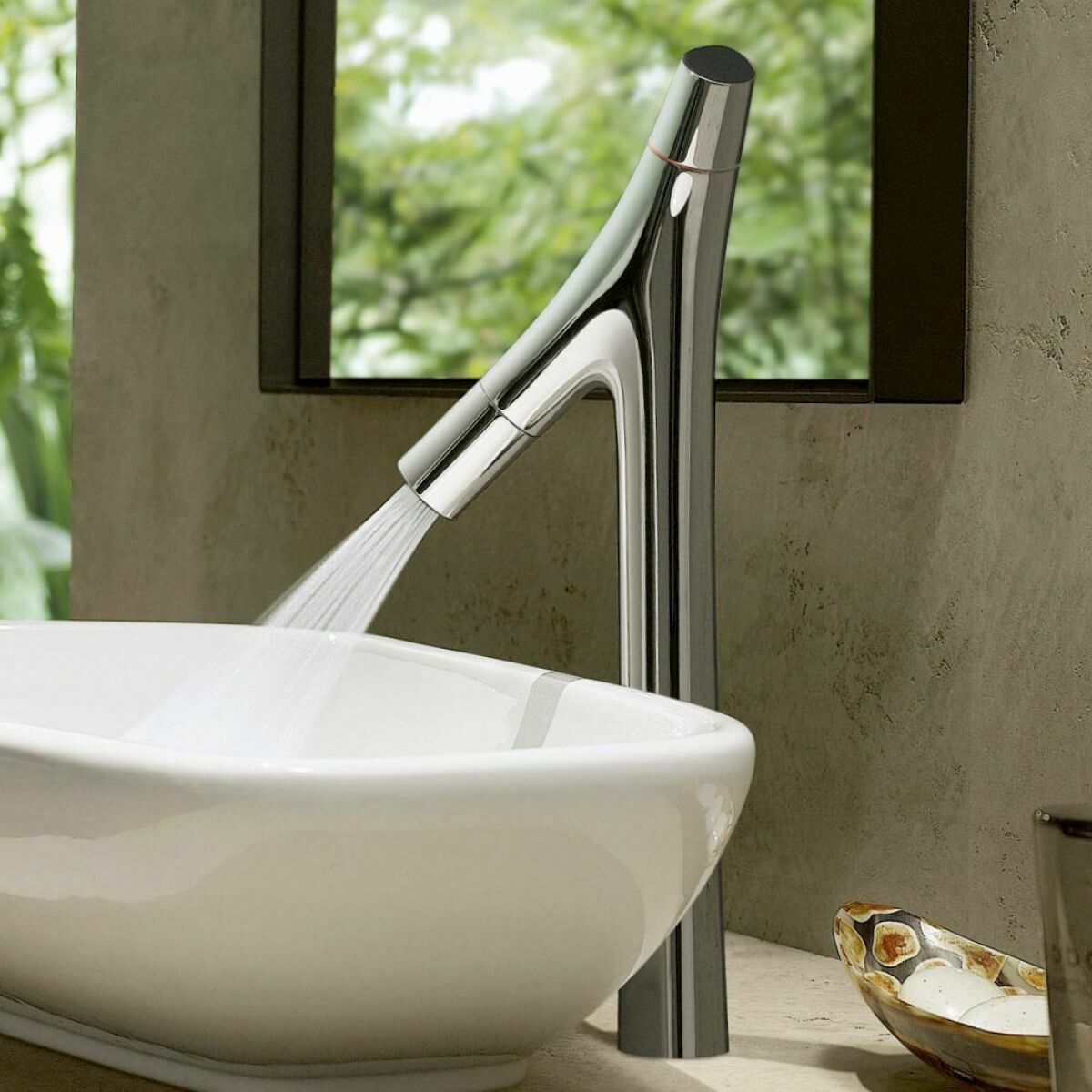 Mitigeur de lavabo AXOR Starck Organic 170 pour vasque libre