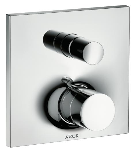 Set de finition pour mitigeur de bain / douche encastré AXOR Massaud