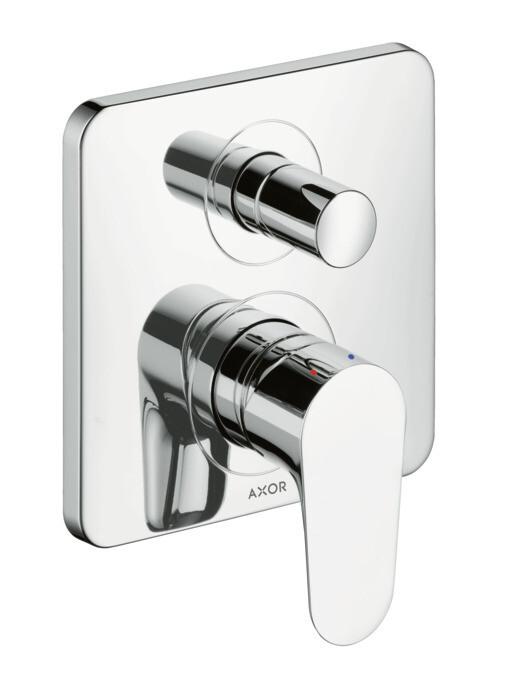 Set de finition pour mitigeur bain / douche encastré AXOR Citterio M