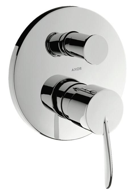 Set de finition pour mitigeur bain / douche encastré AXOR Starck Classic
