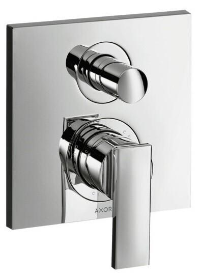 Set de finition pour mitigeur de bain / douche encastré  AXOR Citterio