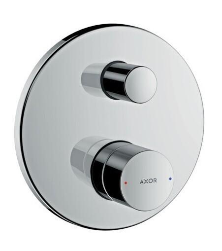 Set de finition pour mitigeur de bain / douche encastré AXOR Uno