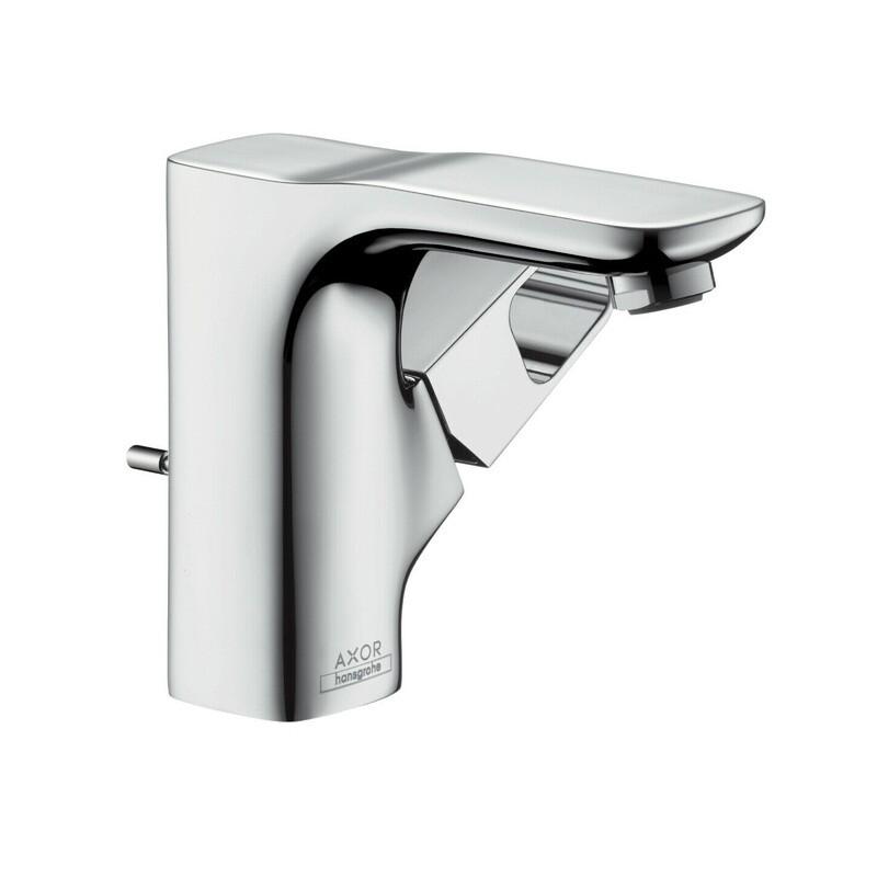 Mitigeur de lavabo AXOR Urquiola 110 avec garniture de vidage