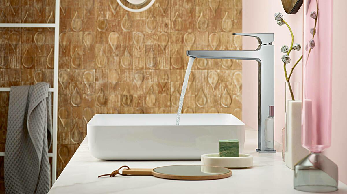 Mitigeur de lavabo Hansgrohe Metropol 260 avec bonde Push-Open