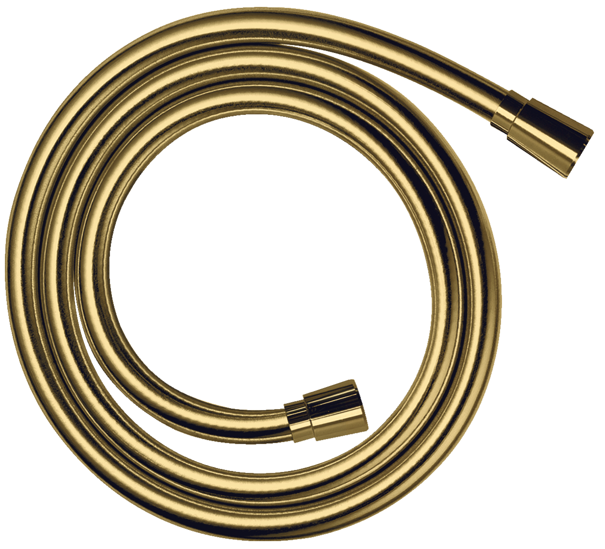 Flexible de douche Hansgrohe Isiflex 1,60 m aspect doré poli