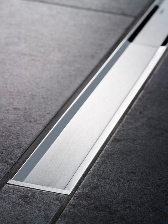 Pack complet : Kit d'encastrement +  set de finition Geberit CleanLine20 - Longueur 30 - 90 cm