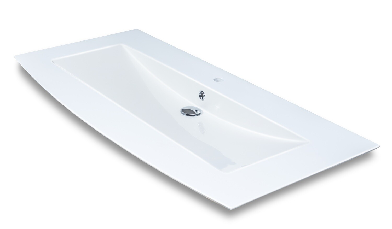 Plan-vasque Lido 122 cm