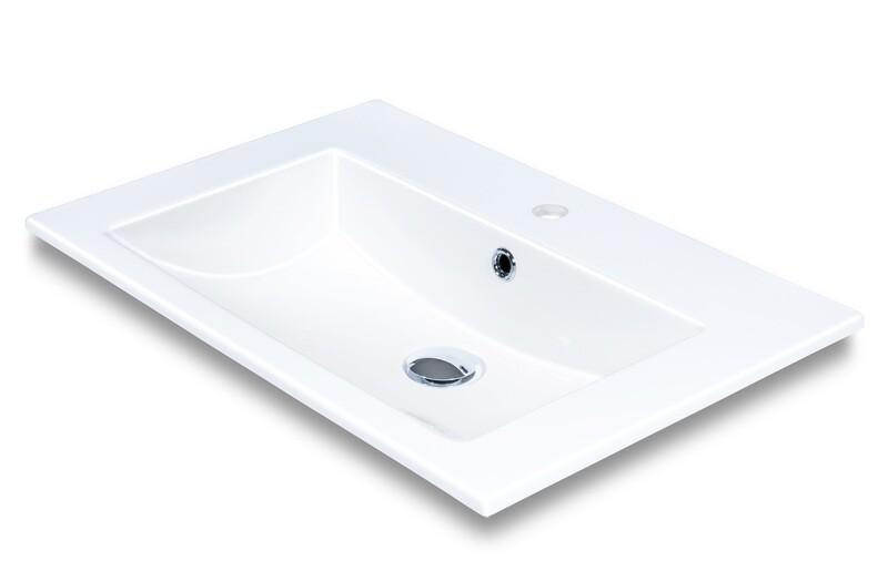 Plan-vasque Quito 65 cm