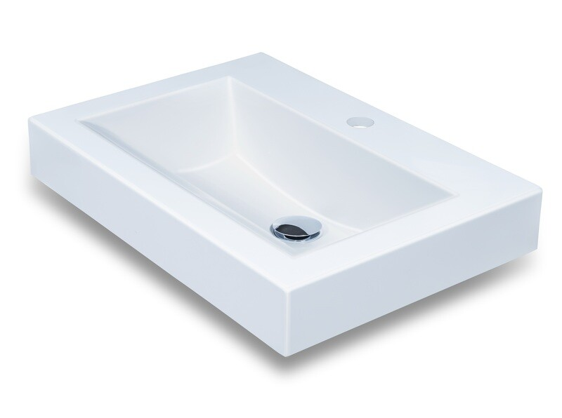 Plan-vasque Oceana 56 cm