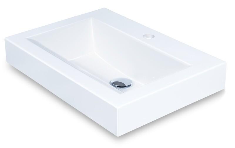 Vasque à poser Quatro 56 cm