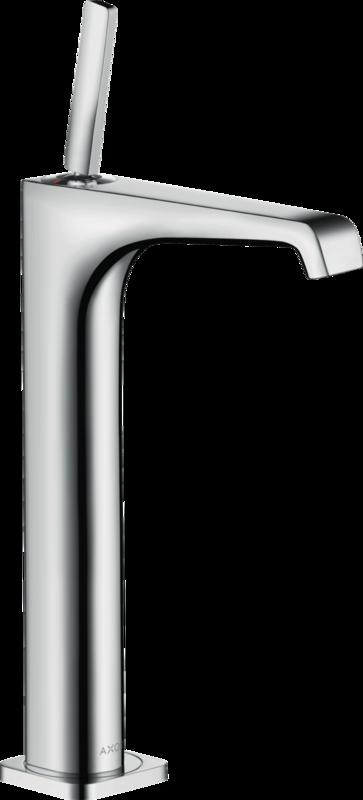 Mitigeur de lavabo AXOR Citterio E 250 surélevé pour vasque libre