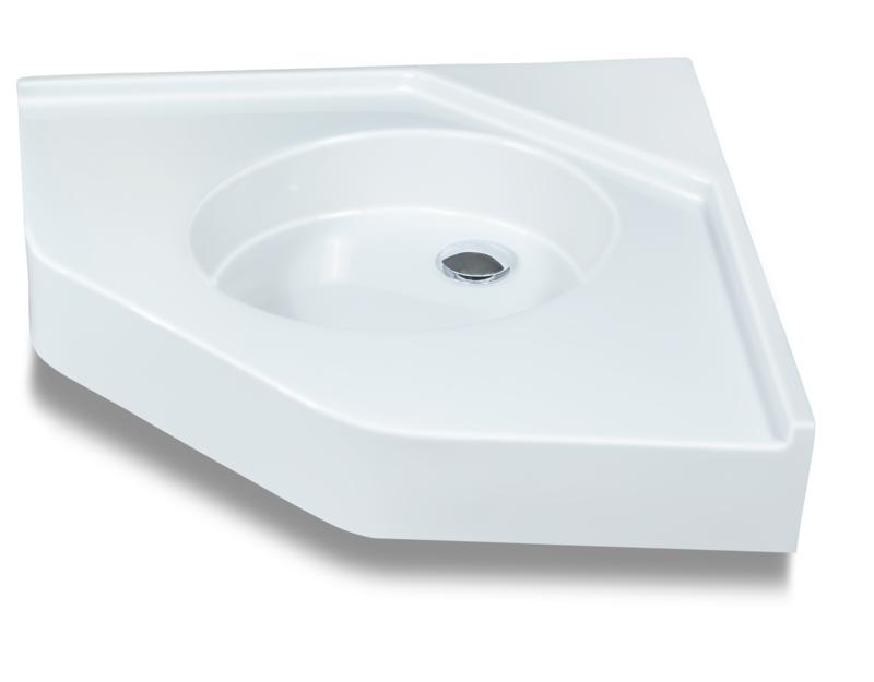 Plan-vasque Anglade 65 cm