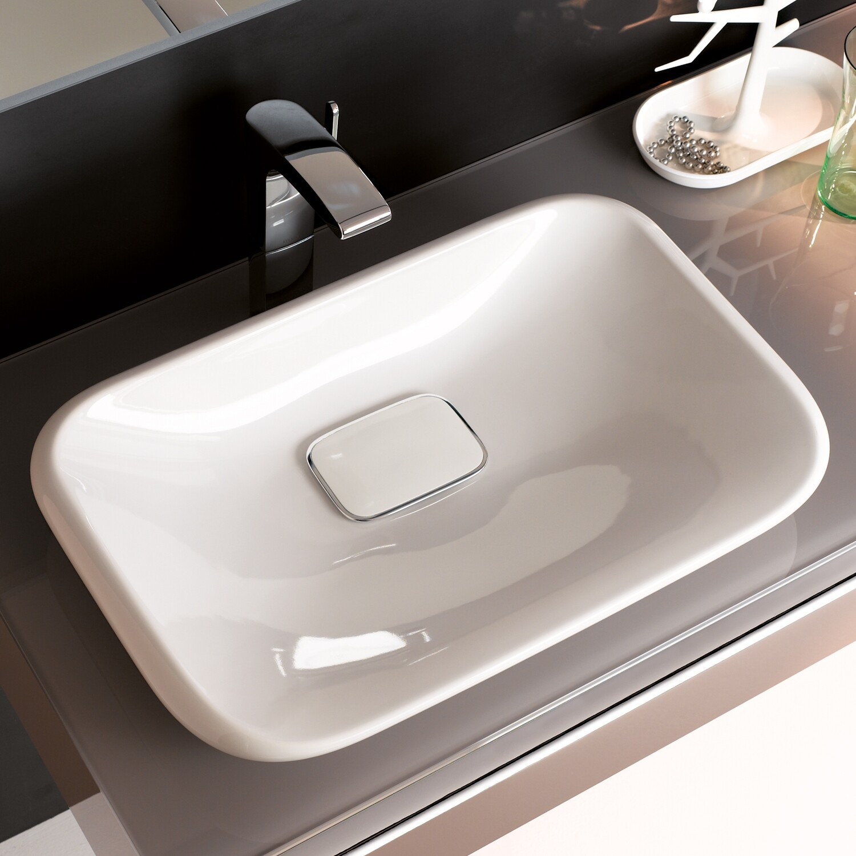 Vasque à encastrer Geberit myDay 60 cm