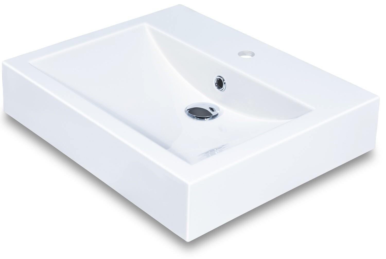 Plan-vasque Spazio 60 cm