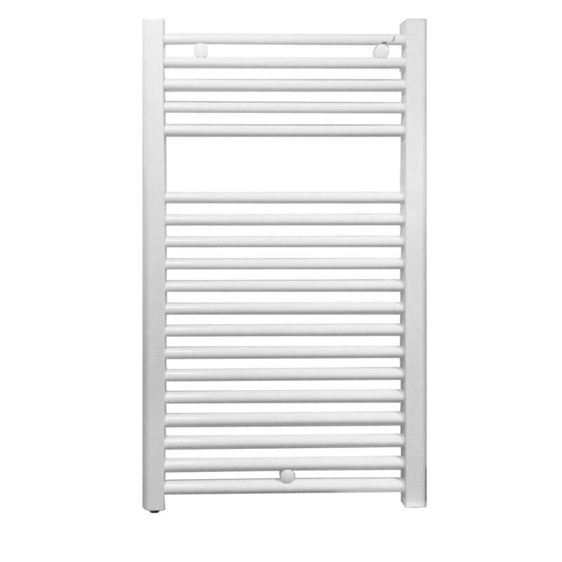 Radiateur sèche-serviettes Zehnder (Acova) Virando 80 x 50 cm - Blanc