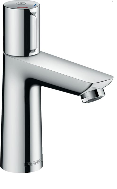 Mitigeur de lavabo Hansgrohe Talis Select E110 avec tirette et vidage