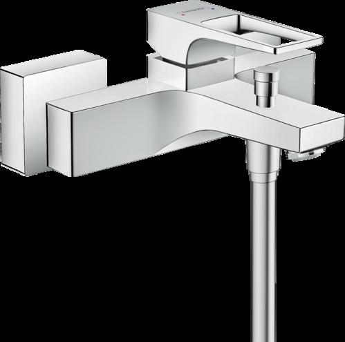 Mitigeur de bain / douche Hansgrohe Metropol avec poignée étrier