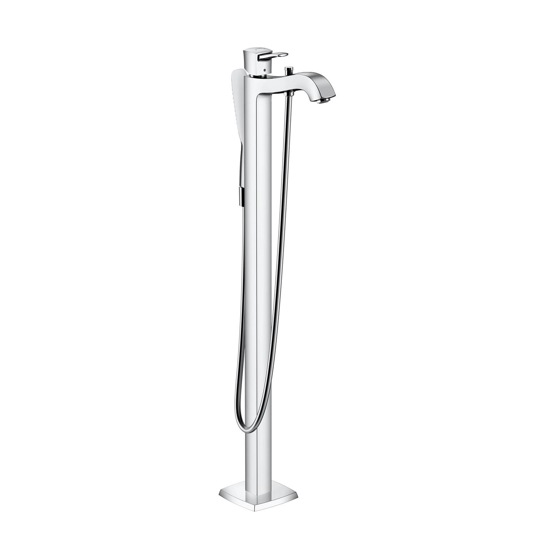 Mitigeur de bain / douche Hansgrohe Metropol Classic pour montage au sol
