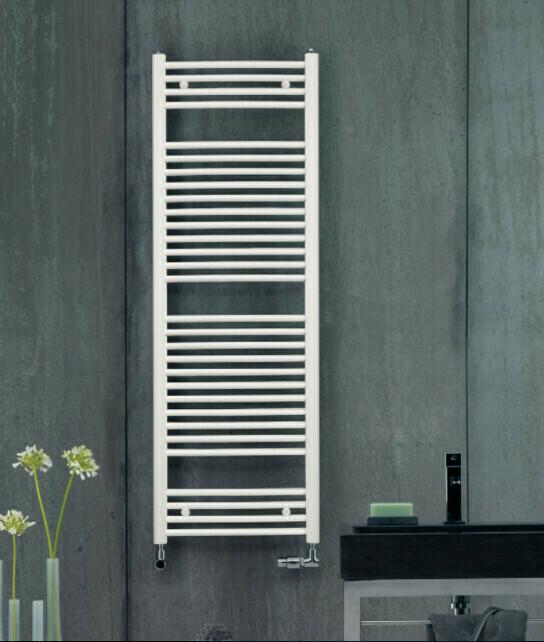 Radiateur sèche-serviettes Zehnder (Acova) Virando 120 x 50 cm - Blanc