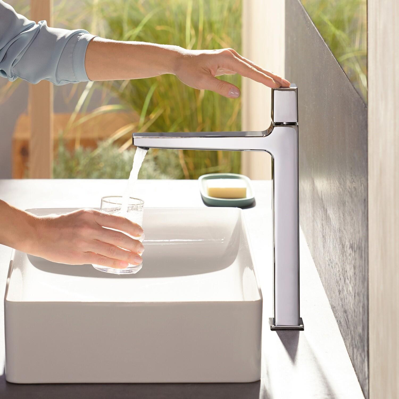 Mitigeur de lavabo Hansgrohe Metropol Select 260 avec bonde Push-Open