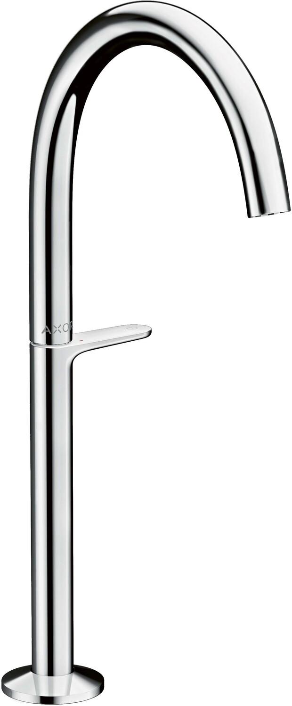 Mitigeur de lavabo AXOR One Select 270 surélevé avec bonde push-open