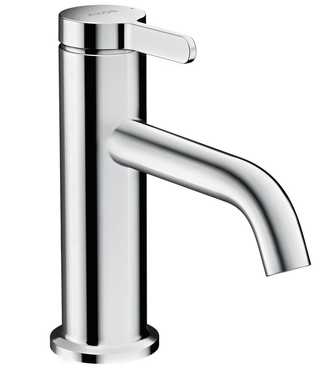 Mitigeur de lavabo AXOR One 70 avec bonde à écoulement libre
