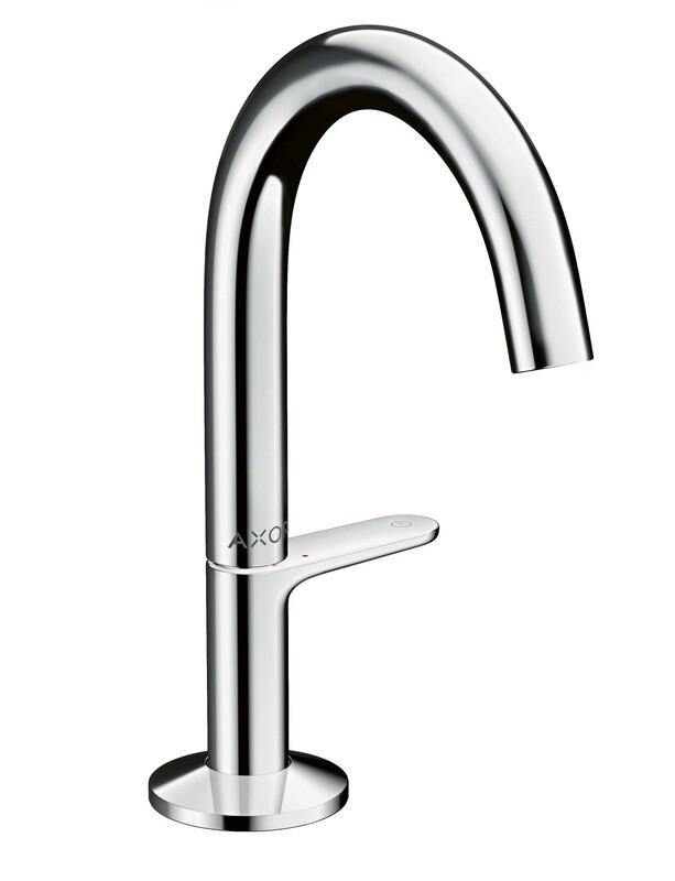 Mitigeur de lavabo AXOR One Select 140 avec bonde Push-Open