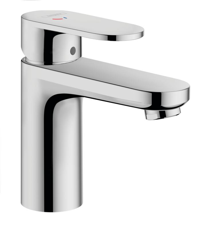 Mitigeur de lavabo Hansgrohe Vernis Blend 70 CoolStart avec tirette et vidage