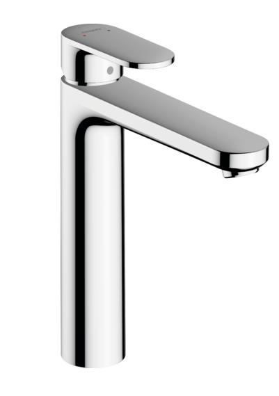 Mitigeur de lavabo Hansgrohe Vernis Blend 190 avec tirette et vidage
