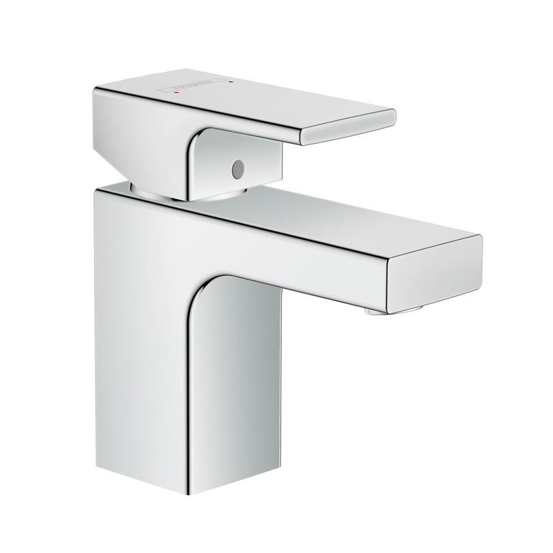 Mitigeur de lavabo Hansgrohe Vernis Shape 70 sans tirette ni vidage