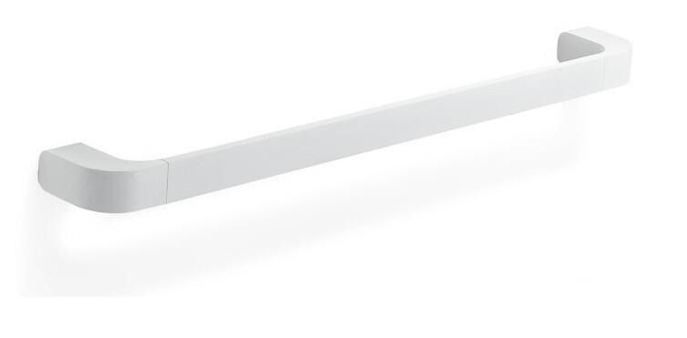 Porte-serviette Outline 55 cm blanc mat