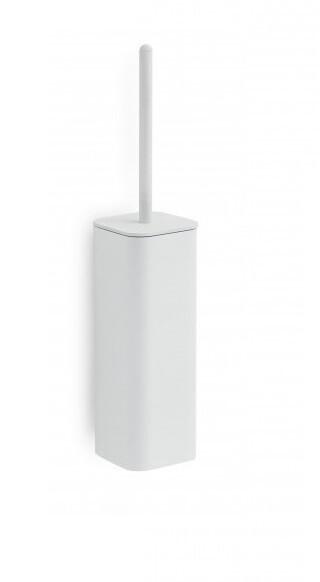 Porte-balai de WC Outline blanc mat