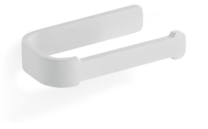 Porte-rouleau Outline blanc mat