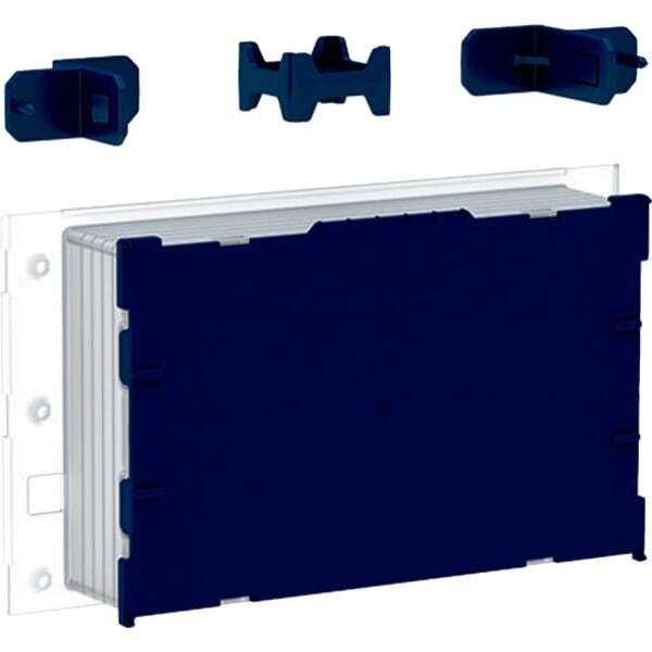 Kit d'installation Geberit, à fleur de paroi, pour réservoir à encastrer 12 cm Sigma