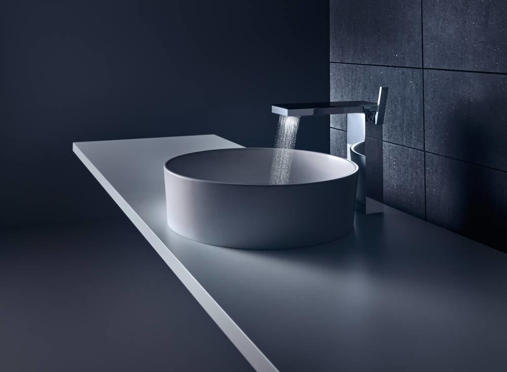 Mitigeur de lavabo AXOR MyEdition 230 avec bonde push-open