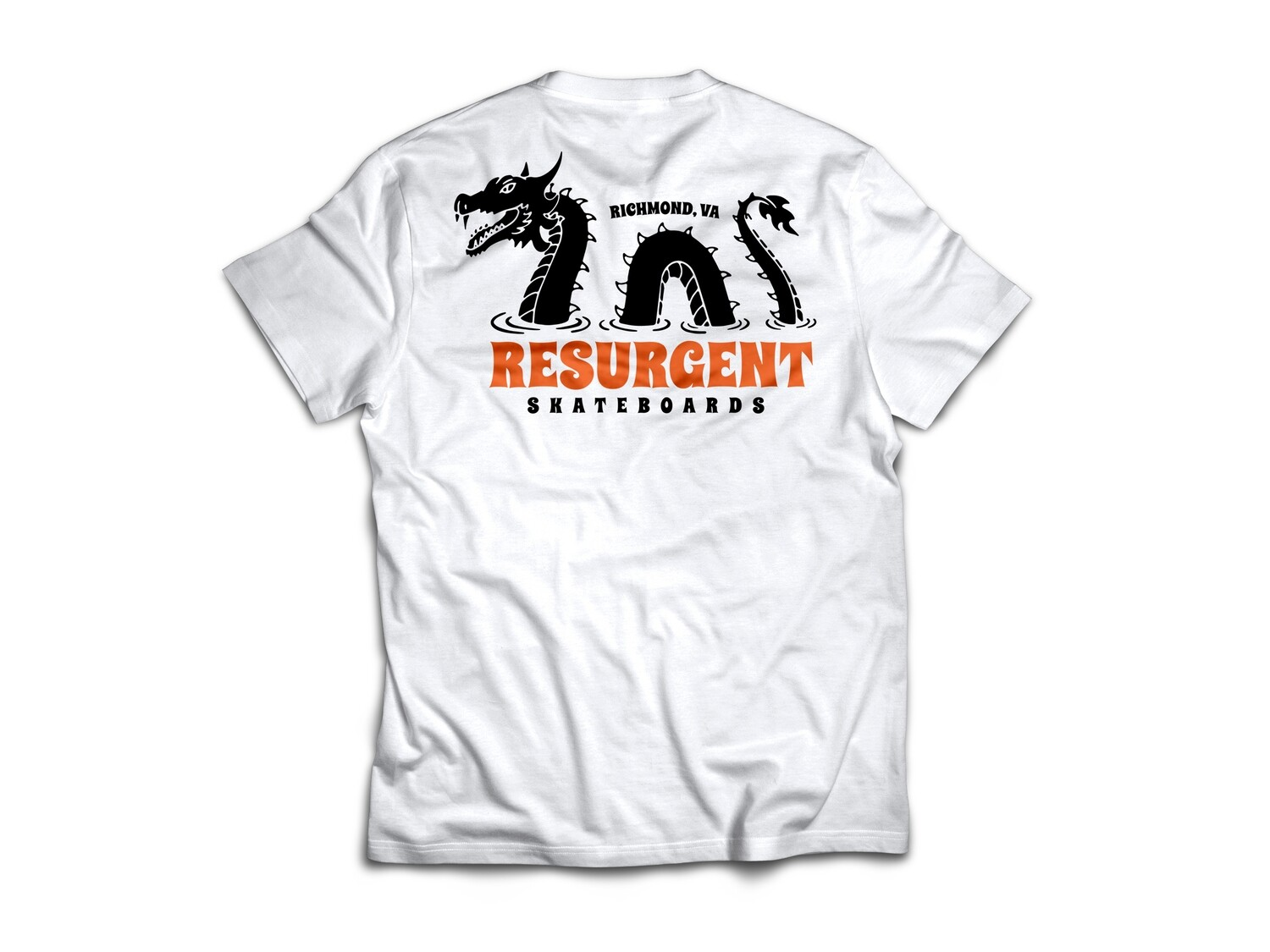 Resurgent River Dragon Tee
