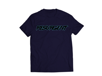 Resurgent Tee (Navy)