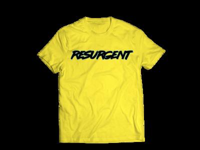 Resurgent Tee (Yellow)