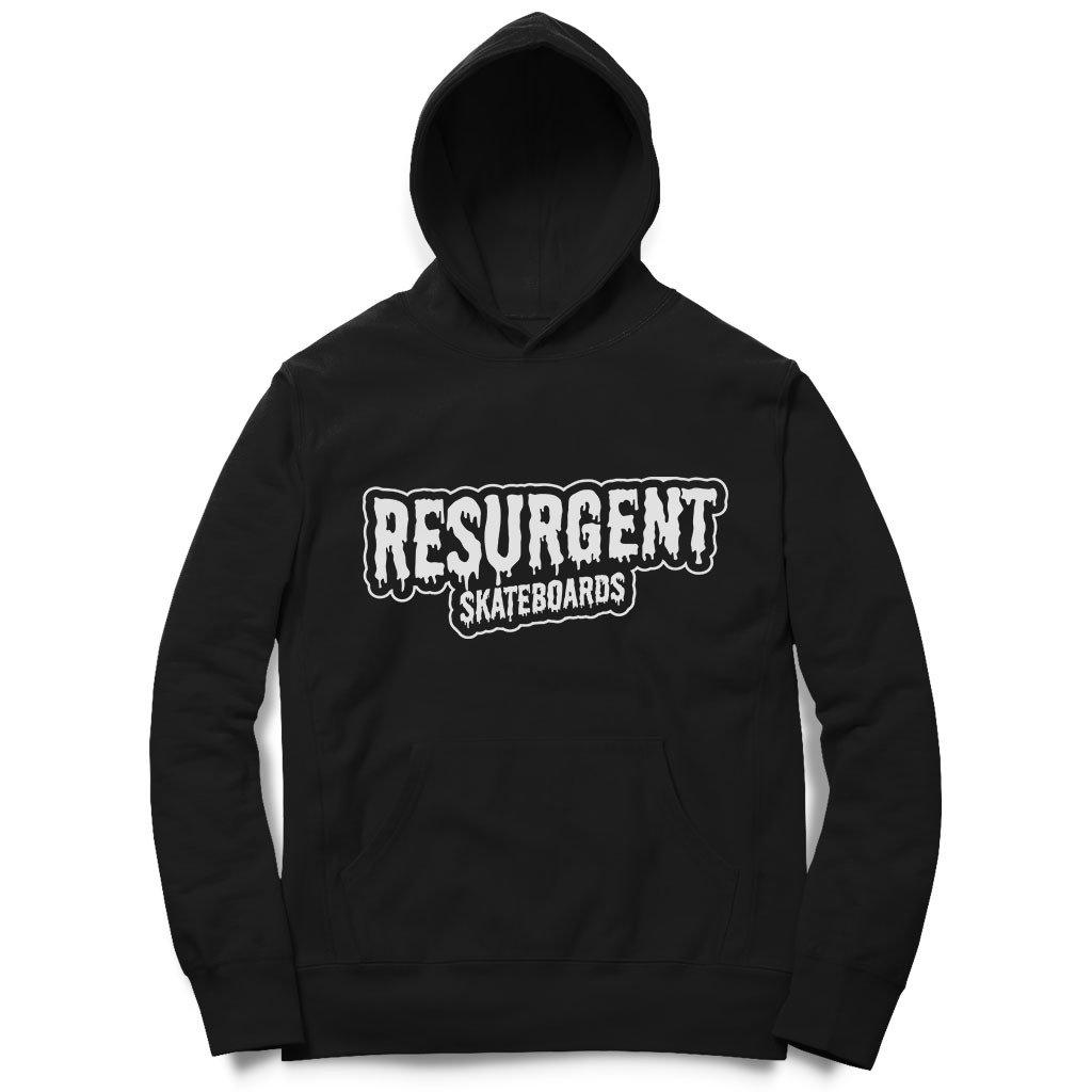 Resurgent Logo Hooded Pullover
