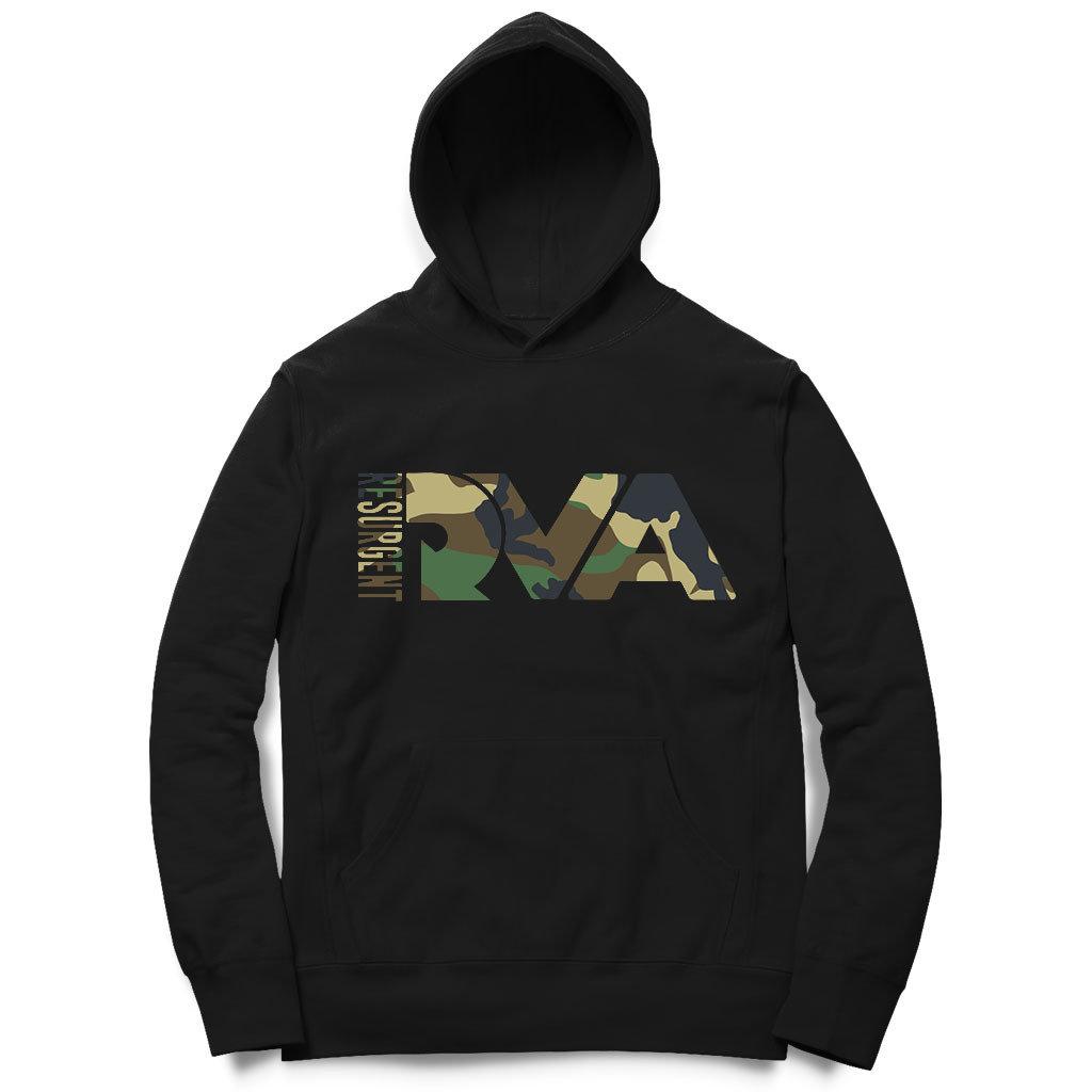 Resurgent Camo RVA Hooded Pullover