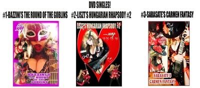 DVD SINGLES! #1