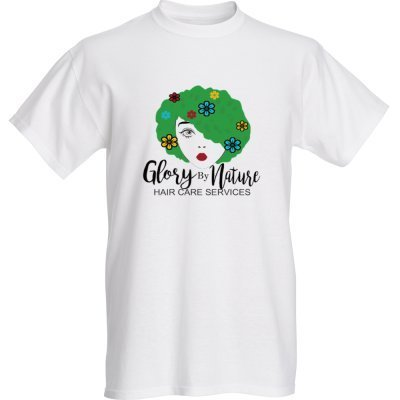 Glory by Nature Logo Women's Tee