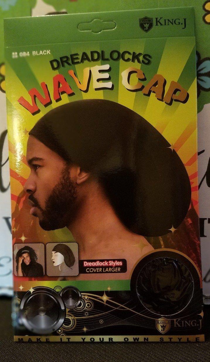 Dreadlock Wave Cap